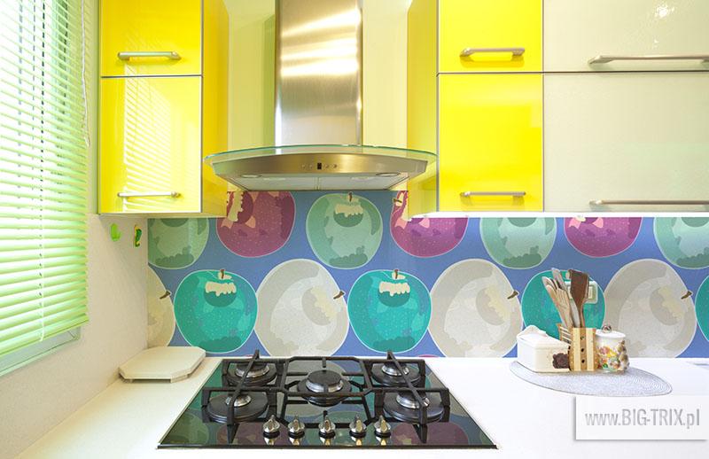 New kitchen in amodern home