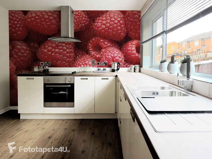 Fototapeta Sweet raspberry