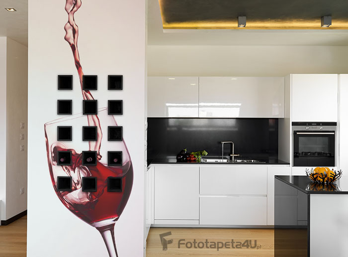 Fototapeta Wine glass