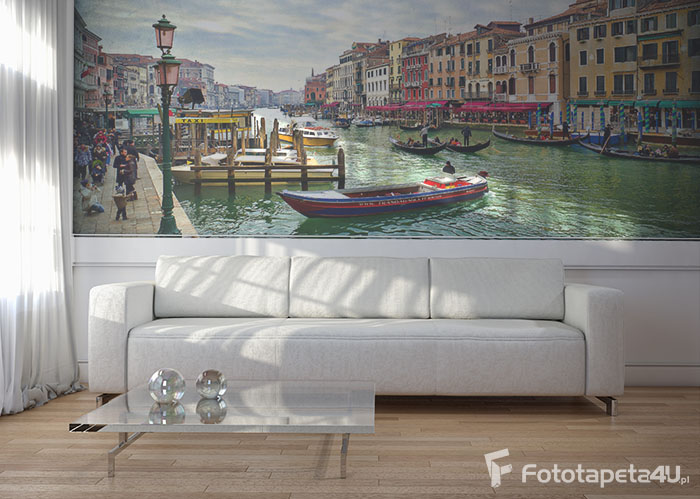 Fototapeta w salonie Venecja