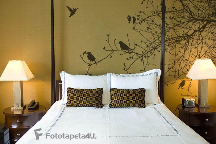 Fototapeta Tree and birds