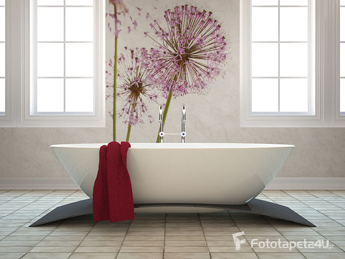 Fototapeta W łazience Jaką Wybrać Czy To Dobry Pomysł